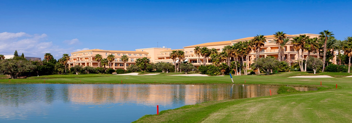 Golfers paradise … Alicante is the ideal place to remote work from …
