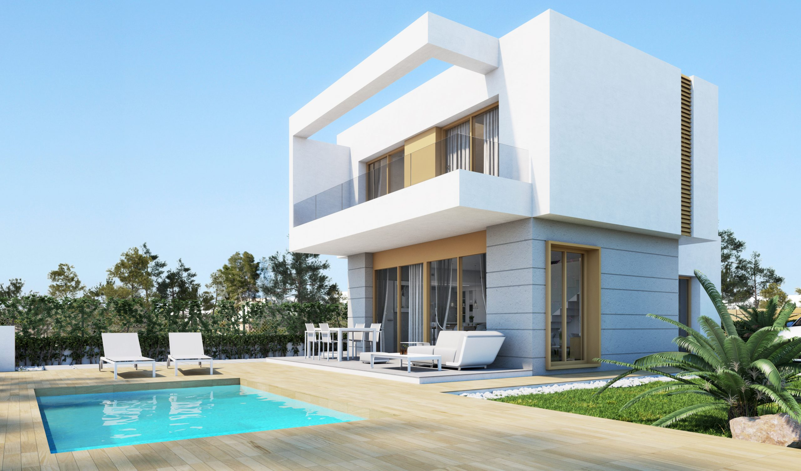 Villa Malé – Golf luxury villa in Alicante