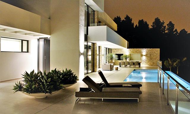 Luxury 4 bedroom villa in Altea Hills, Don Cayo Golf