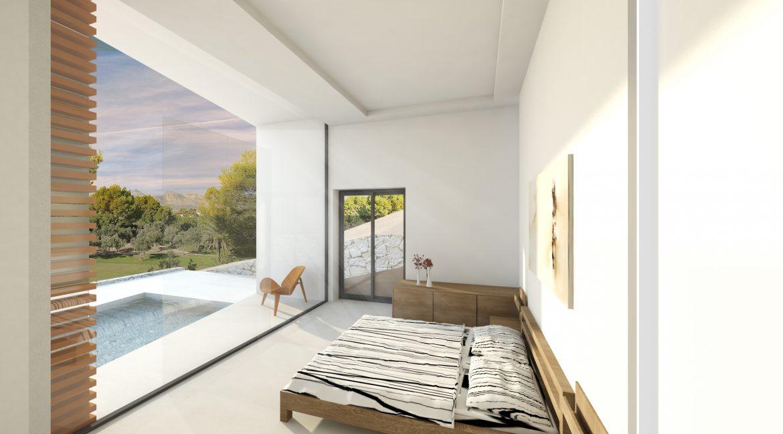 Moraira 15 - Dormitorio-1