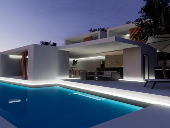 Luxury frontline golf villa, Altea Hills, Alicante