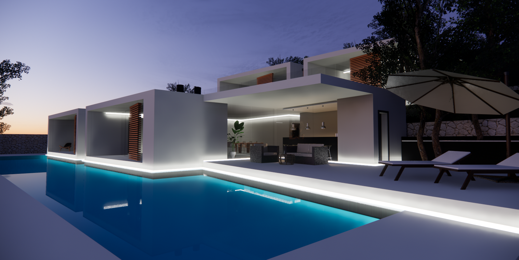 Luxury frontline golf villa in Altea Hills, Alicante