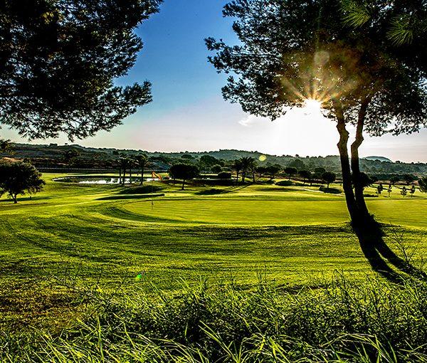 Frontline golf plots in Alenda Golf Resort Alicante