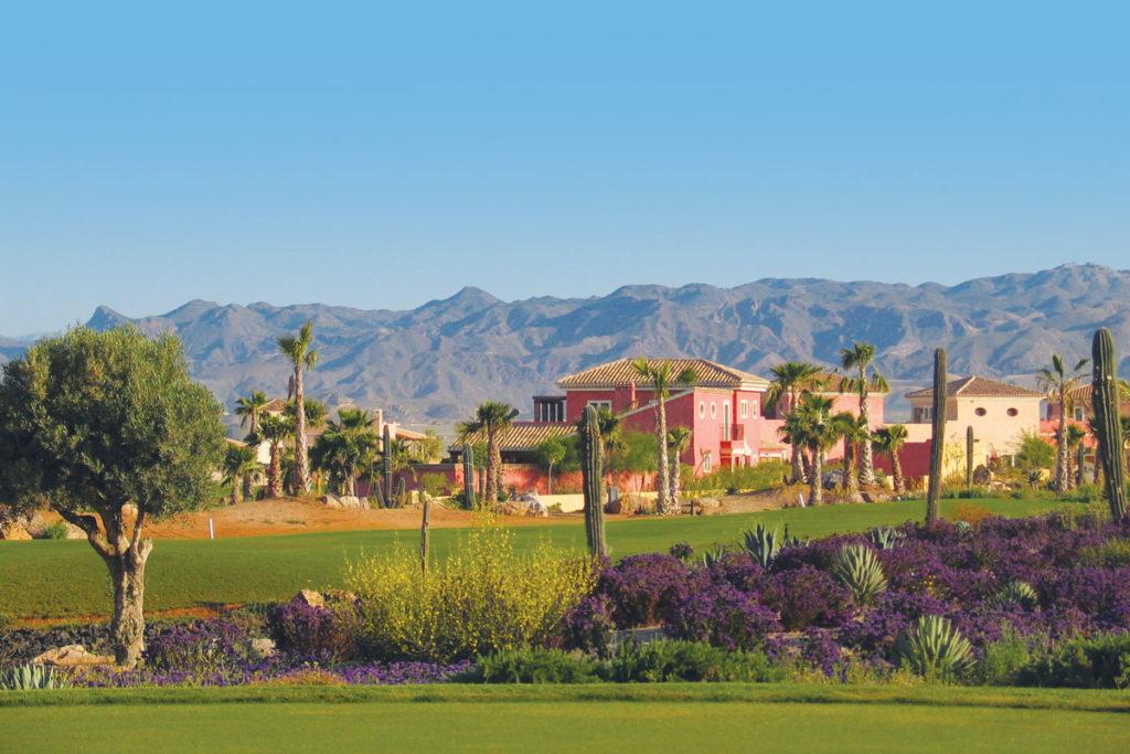 Three bedroom country villa within Desert Springs Golf Resort