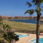 2 bedroom apartment on Mar Menor Golf Resort Murcia