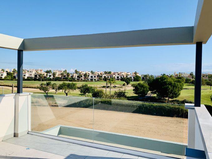 New build golf villas in Roda Golf & Beach Resort, Murcia