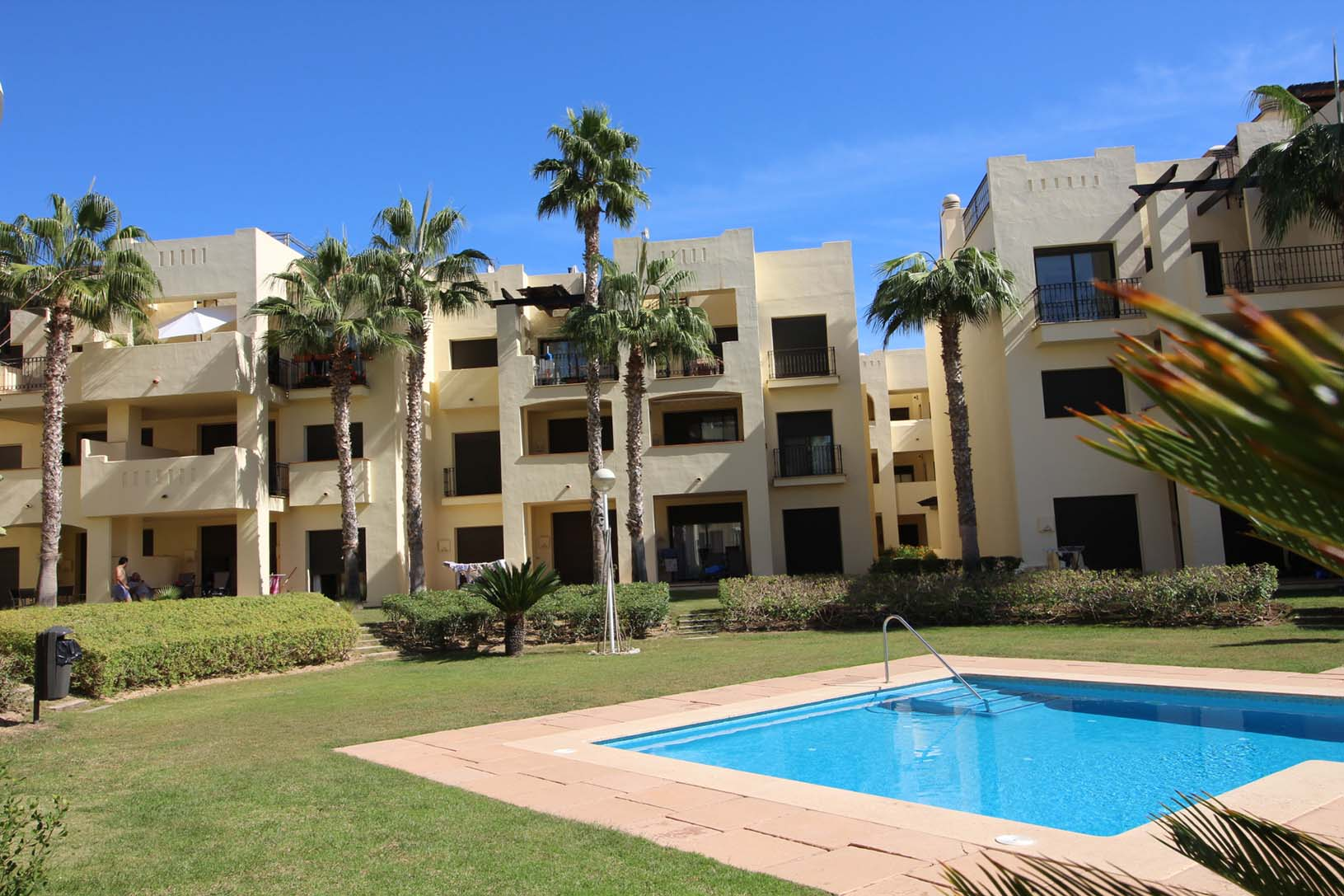 Two bedroom Ground Floor Apartment for sale in Roda Golf Resort, Murcia