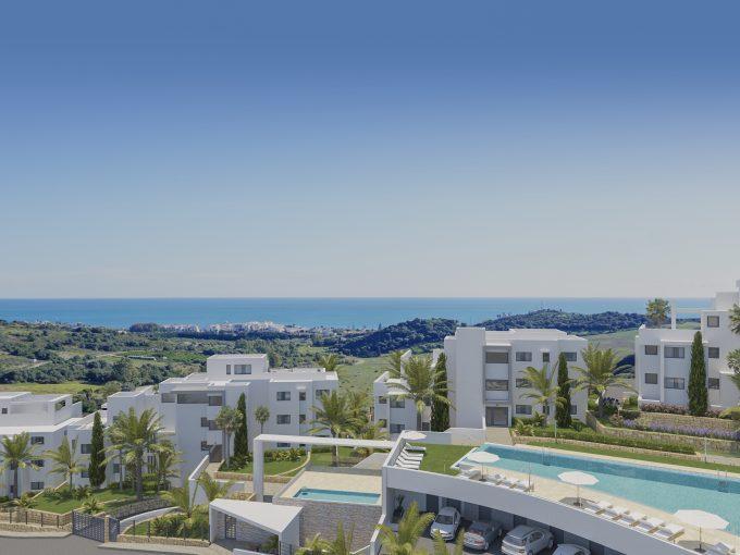 2 bedroom apartment Estepona Golf
