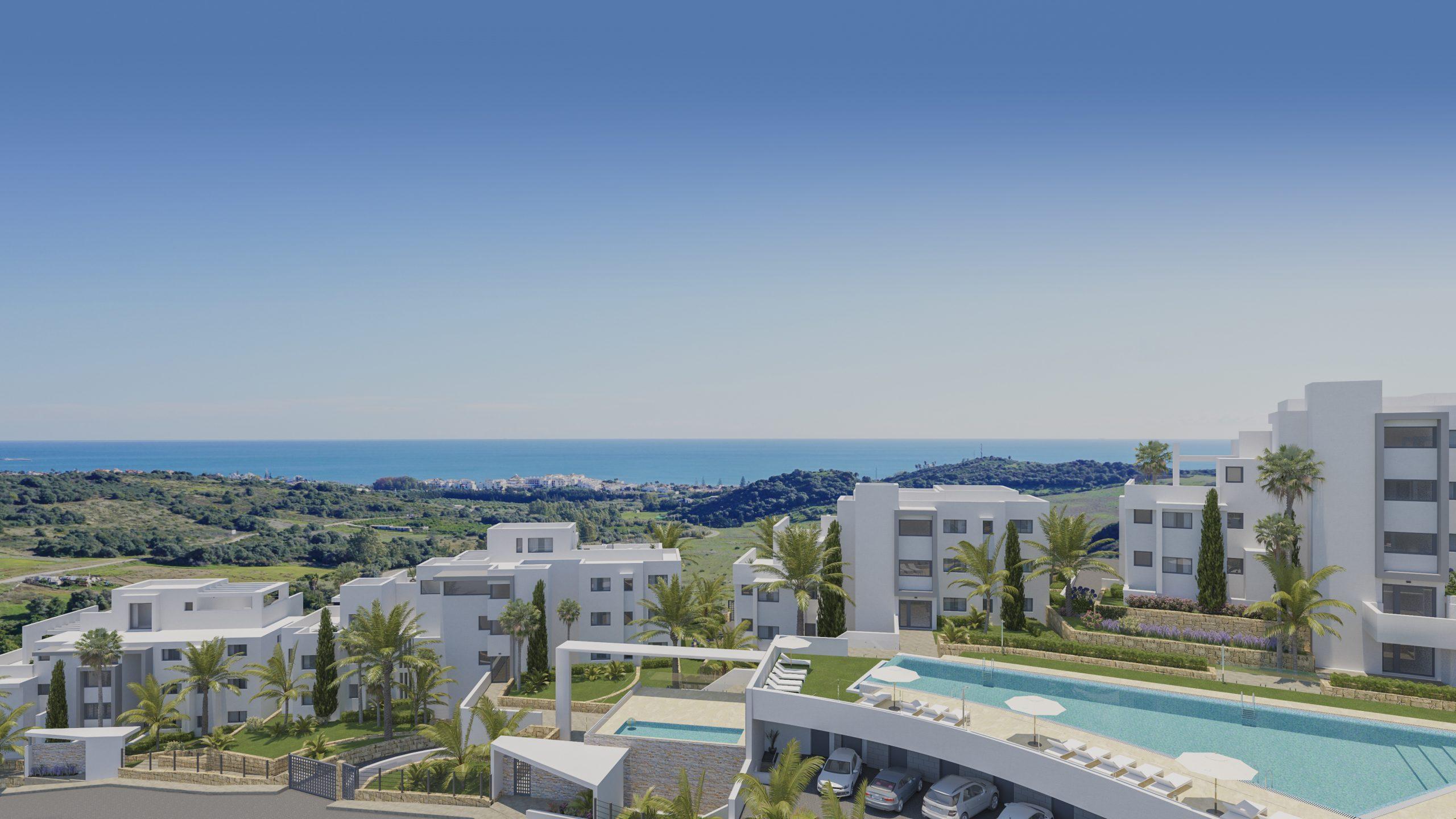 Ground Floor 2 bedroom Apartment – Estepona Golf, Estepona – For Sale