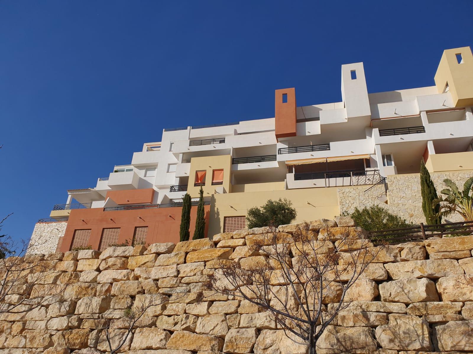Penthouse on Bonalba Golf Resort with stunning golf and coastline views
