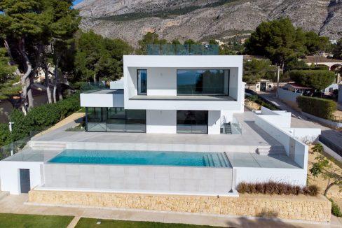 Luxury villa near Don Cayo Clubhouse, Altea Hills, Alicante